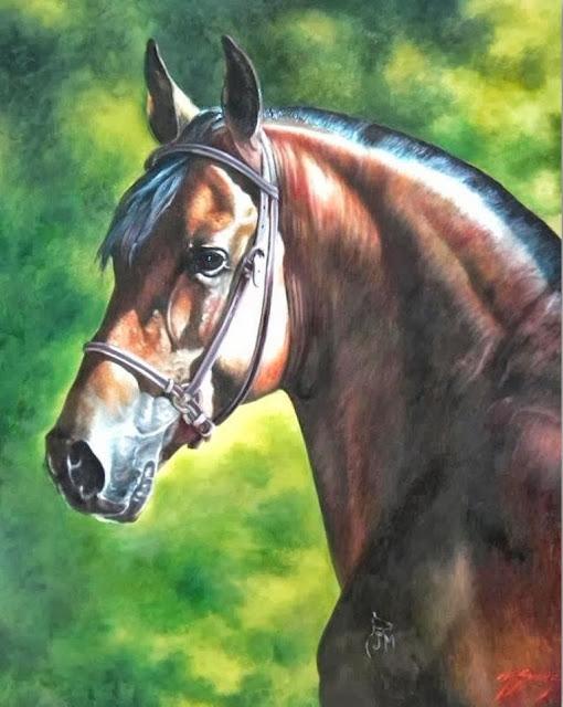 caballos-colombianos-pintura-al-oleo