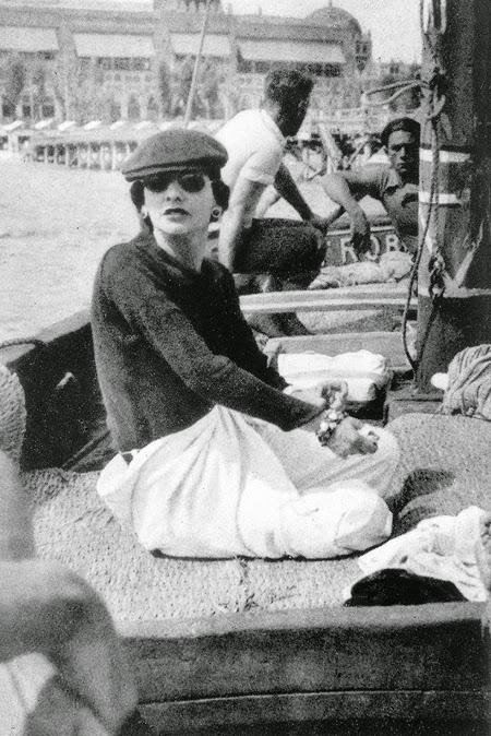 Coco Chanel en Venezia