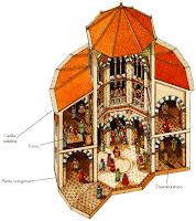 Capilla Palatina de Aquisgran. Alemania. Iglesias por el mundo. Iglesias del Mundo. Basilica Crisitiana.