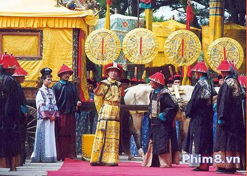 Phim Khang Hy Đế Chế