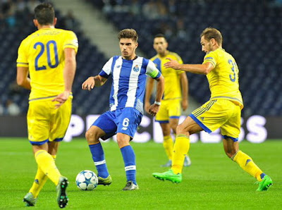 Ruben Neves Best Young Captain of The Champions League
