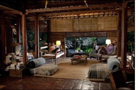 The villa that julia roberts stayed in eat pray love for Bali decoration accessories