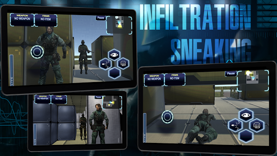 Vr Sneaking Mission 2 Apk + Obb Data