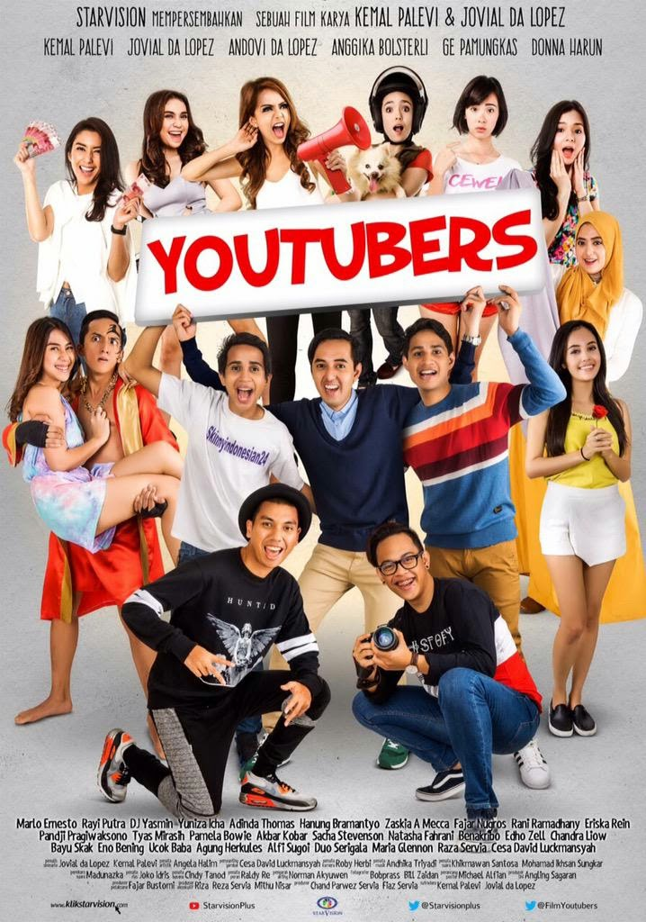 Review Film Youtubers 2015 7 Mei di Bioskop | Download