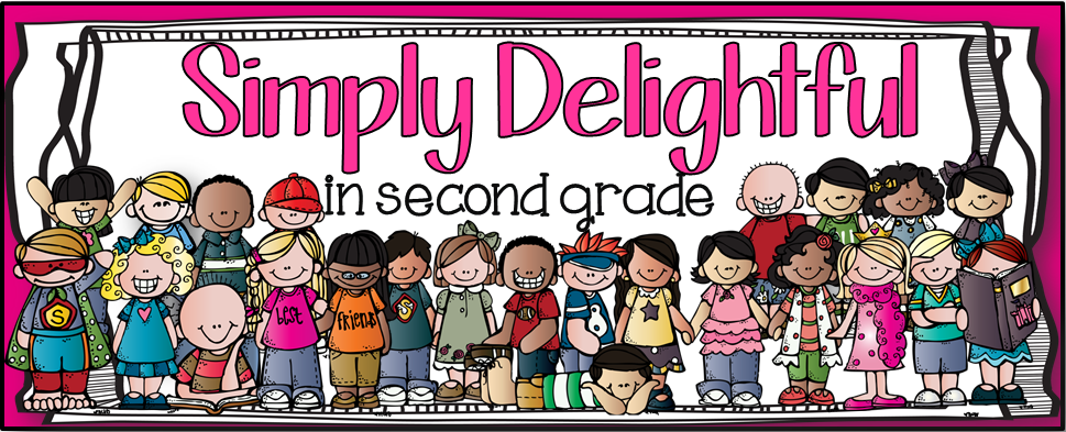 Simply Delightful in 2nd grade