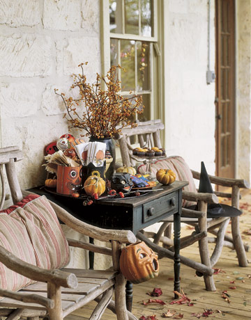 Autumn Fall Decorating Ideas Shabby Style I Heart Shabby Chic