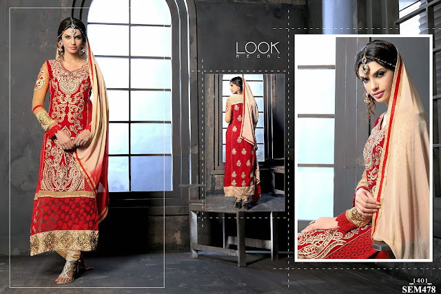 Purchase Pakistani Style Georgette Long Salwar Kameez