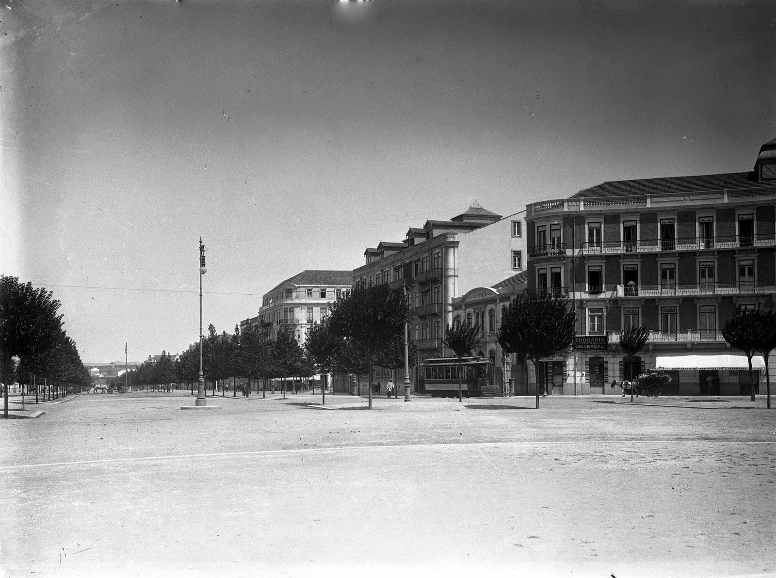 Avenida da República 1910