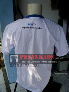 Supplier Kaos Promosi Produk