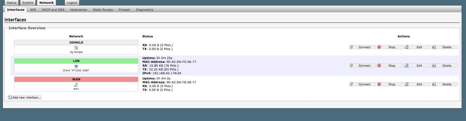 Debian su hardware obsoleto arduino yun e internet dongle