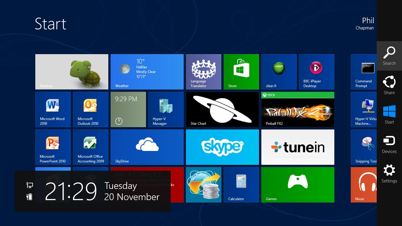 Cara Mudah Membuat Star Screen Windows 8 Di Windows 7 | ARENA HIBURAN ...
