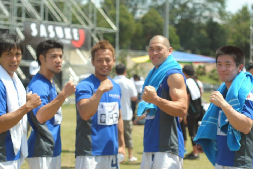 Sasuke ASEAN Open Cup 2014