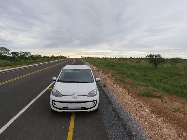 Volkswagen Up! TSI: primeira revisão