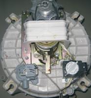 cara membongkar tabung / Drum mesin cuci - bagian bawah