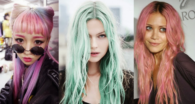 Hair Cult: Going Pastel photo 1