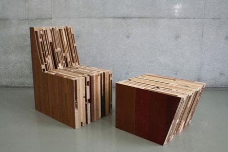 Etonnant Furniture Recycling 2012