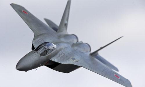 Pesawat Tempur Siluman  X-2 Jepang Dijual Lebih Murah, Indonesia Minat Gak Ya