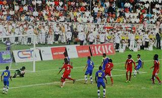 Maldives team wins opening match