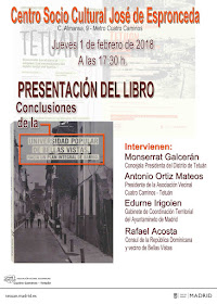 "Presentación del libro ""Universidad Popular de Bellas Vistas"""