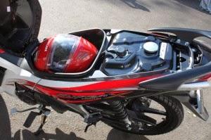 Gambar Motor HONDA SUPRA X 125 Helm In PGM FI