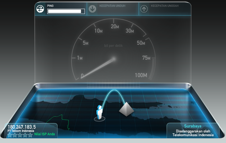 speedtest.net ~ Seberapa Cepat Koneksi Internetmu ? 2