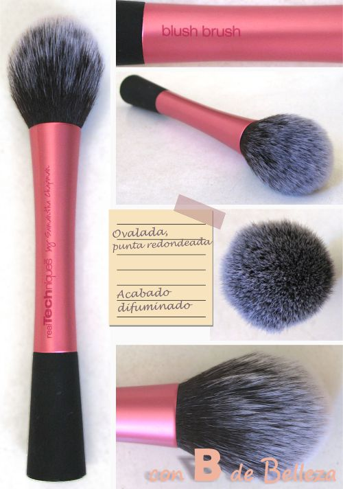 Blush brush Brocha colorete