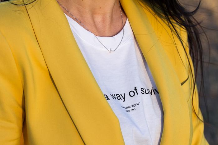 Blogger de moda colaboración con Tous joyería