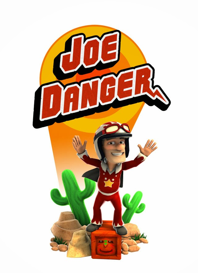 JOE DANGER PC GAME