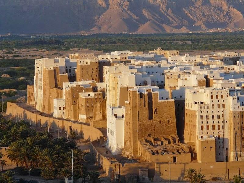 The Oldest Skyscraper City | Shibam, Yemen