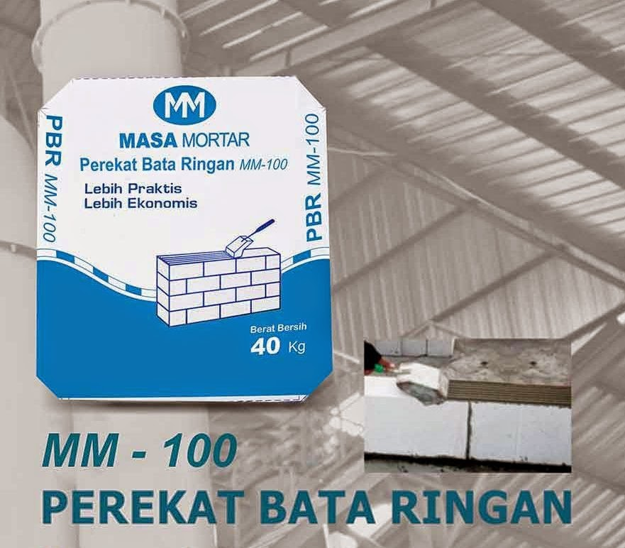 Powerblock Hebel: PT MASA MORTAR TUBAN