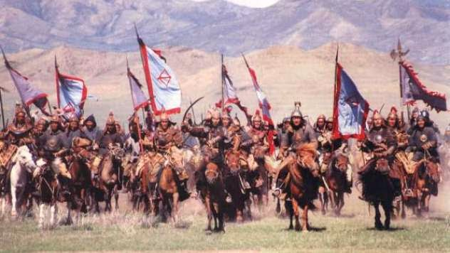 Mongol Empire (1206-1368)