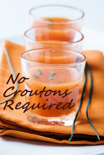 no croutons required 2015