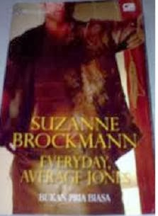 Everyday Average Jones by Suzanne Brockman