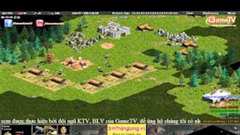4vs4 | GameTV + BiBi vs Hà Nội 16-12-2014
