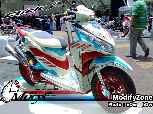 2013 Honda Vario Cbs Modifikasi | Autos Post