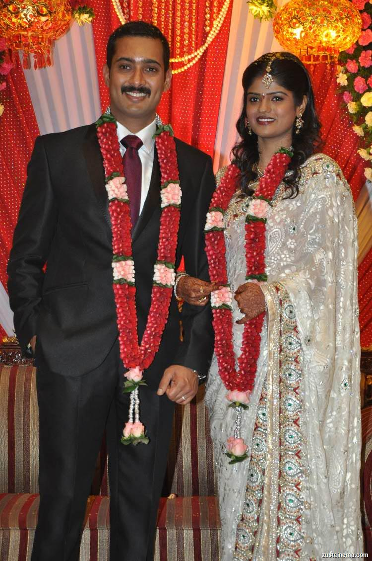 Kiran and omid wedding