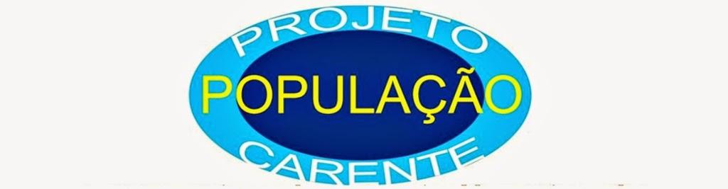 Progeto Populacao Carentes