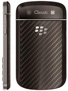 harga Blackberry Classic terbaru