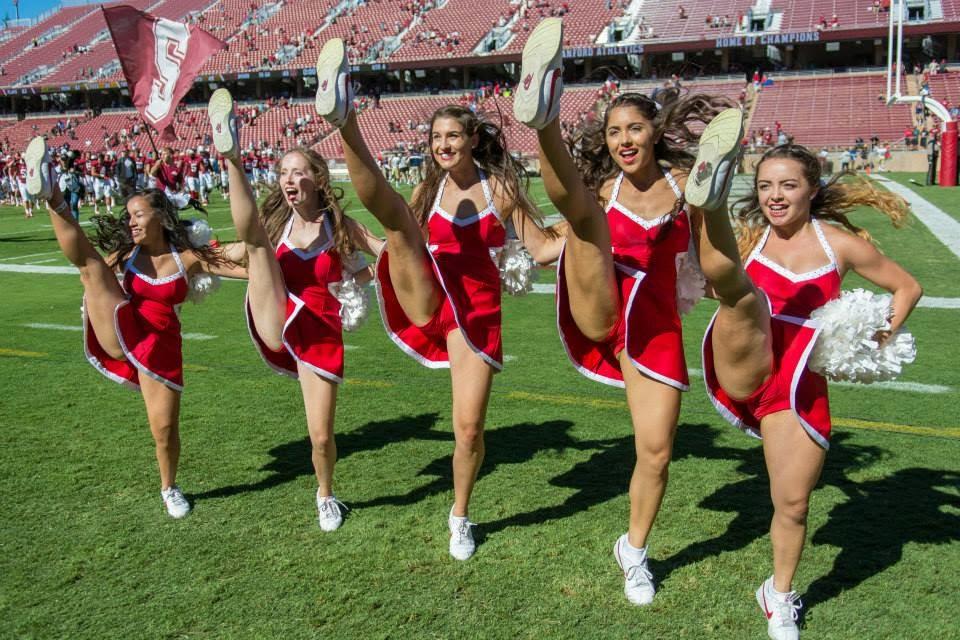 university cheerleader nude Ohio