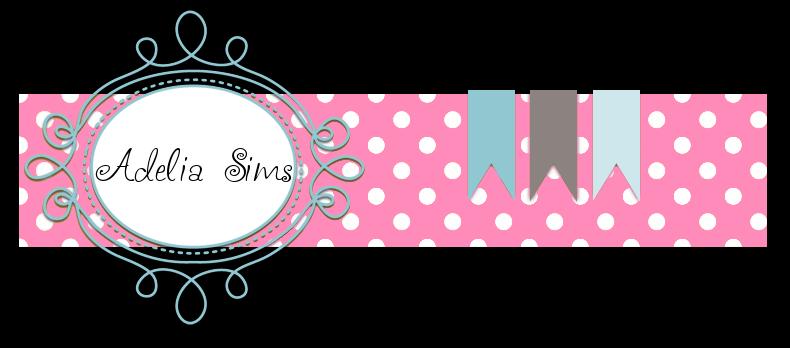 Adelia Sims - Free Sims 3 CC