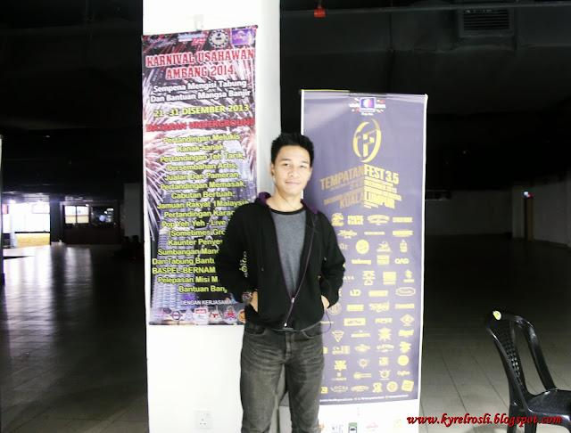 Tempatan Festival Dataran Merdeka