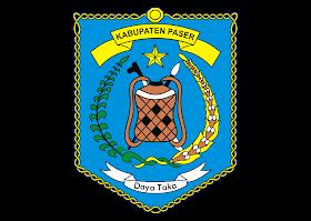 Logo Kabupaten Paser Vector download free