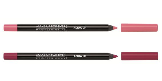 Nouveautés Make Up For Ever : Collection Aqua 2013 - Aqua Lip