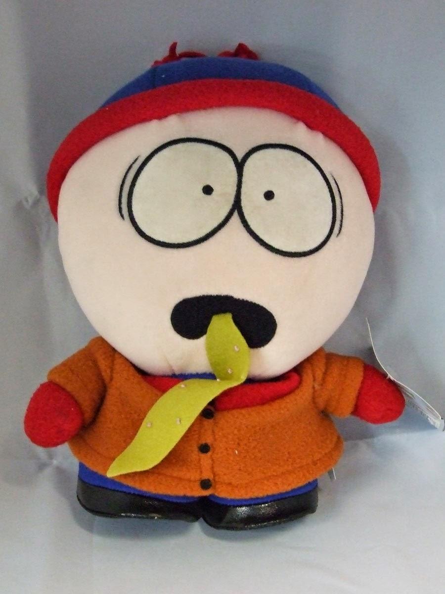 Peluche South Park Stan vomitando