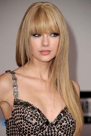 Funny Picture Clip: Taylor Swift's Hairstyle Step by Step!