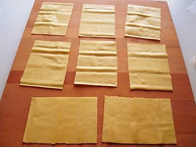 Procedimento Cannelloni con ricotta e radicchio - Passaggio 1