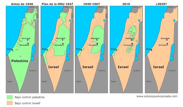 mapa de israel antiguo