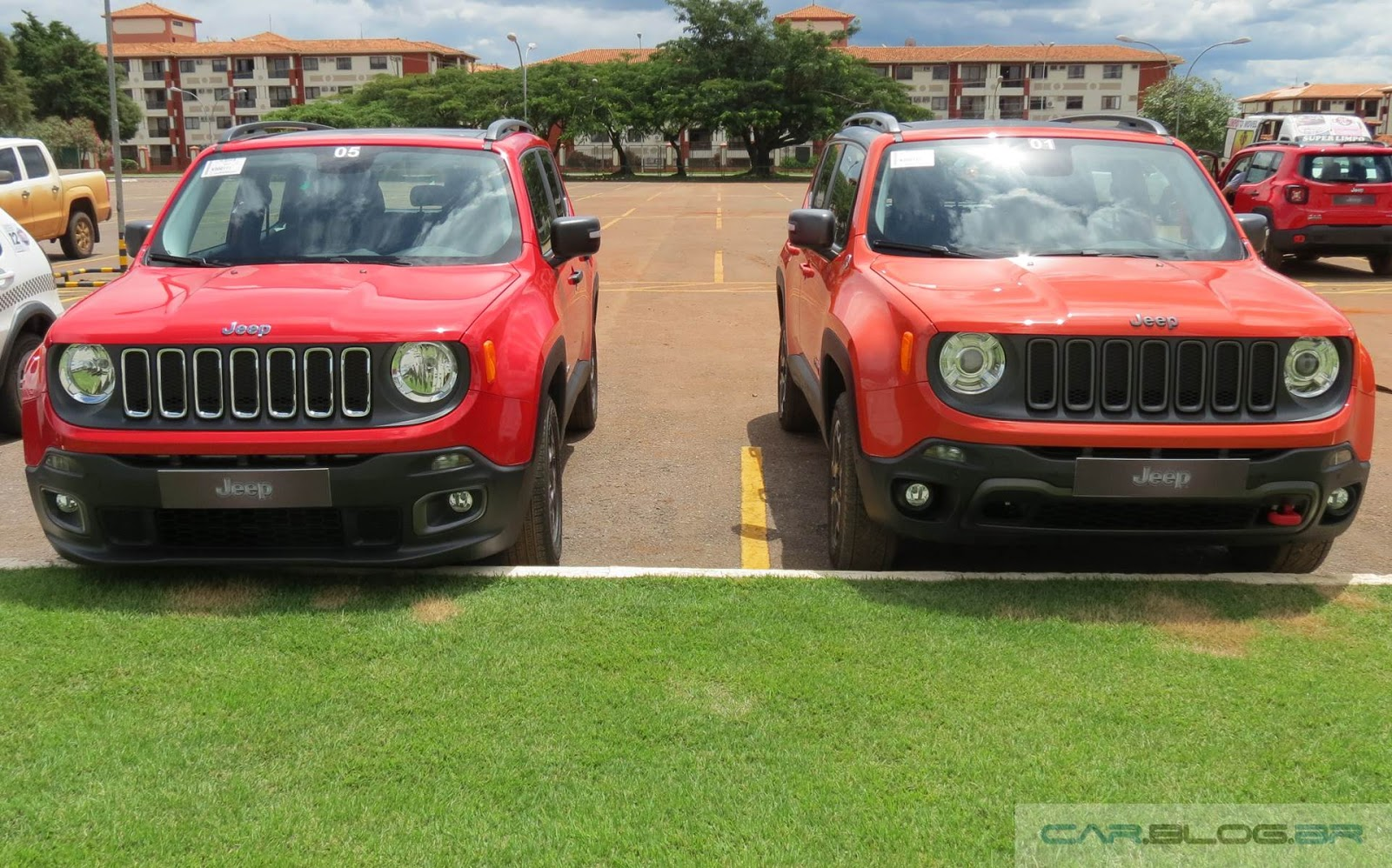 Jeep Renagade Trailhawk