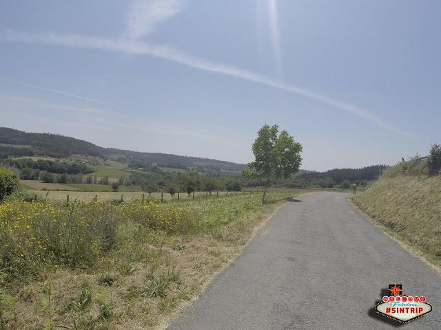Dia 9: Caminho de Santiago (Espanha) - De Melide a Salceda