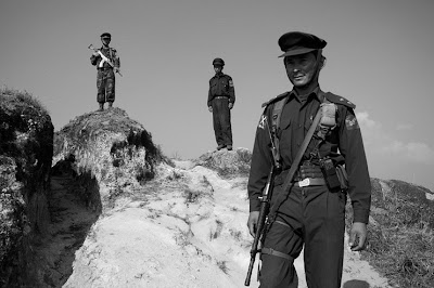 >USDP Gov blames Kachin rebels for fighting